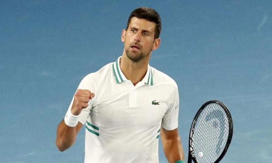 Δεν θα αγωνιστεί στο Open τένις της Μαδρίτης ο Τζόκοβιτς