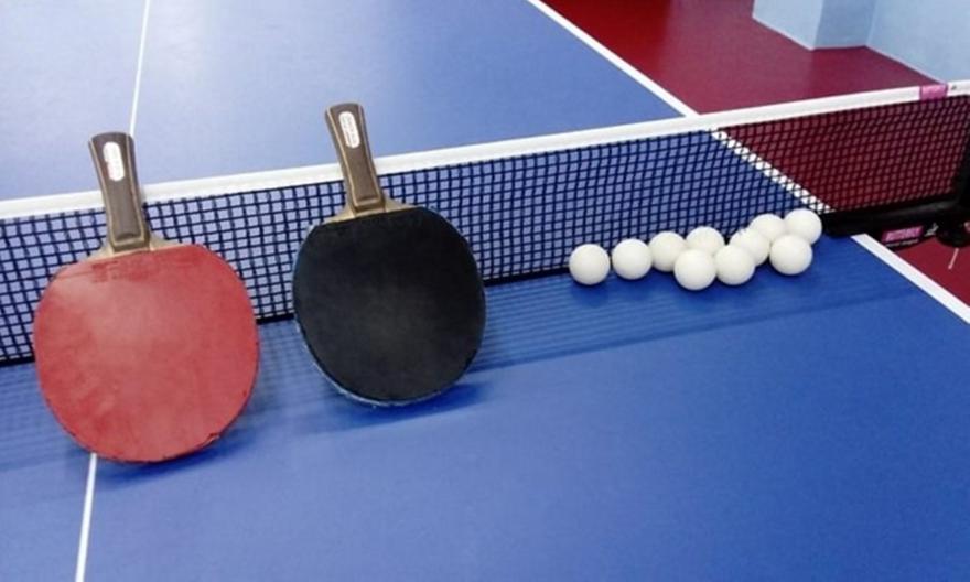Ακυρώνονται τα διασυλλογικά πρωταθλήματα πινγκ πονγκ