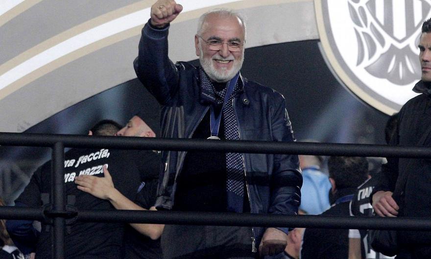 ΠΑΟΚ - Σαββίδης: «Φέρτε το Κύπελλο στη Θεσσαλονίκη»