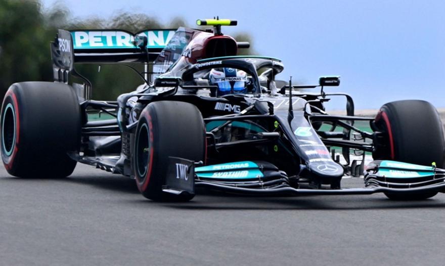 F1: Τρομερός Μπότας πήρε την pole position του Πορτιμάο