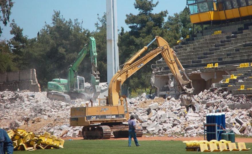 Το τελευταίο αντίο της ΑΕΚ στο «Γκούμας» είχε γκολ και ξύλο