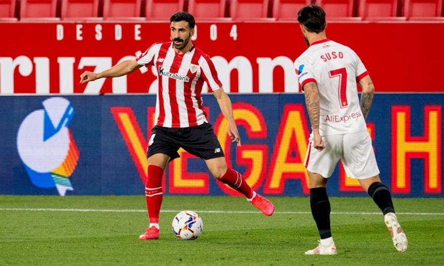 Σεβίλλη-Μπιλμπάο: 0-1