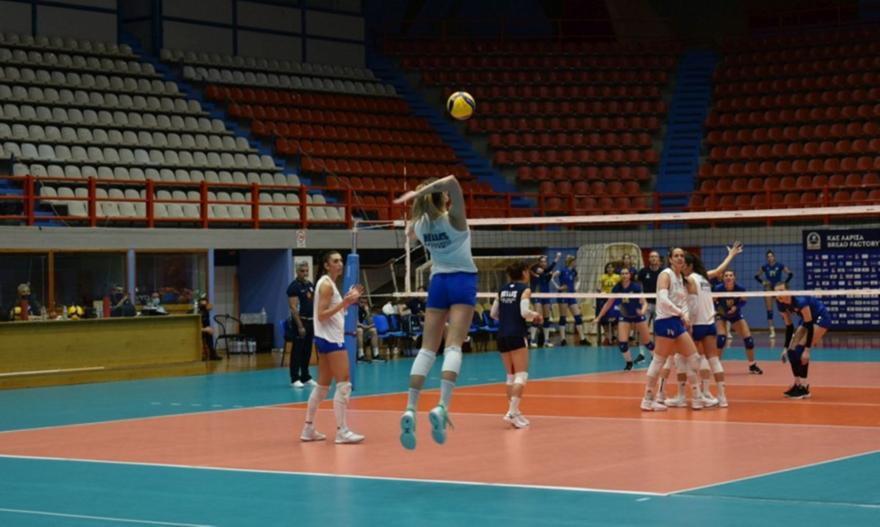 Εθνική βόλεϊ γυναικών-Ουκρανία 3-1 σετ