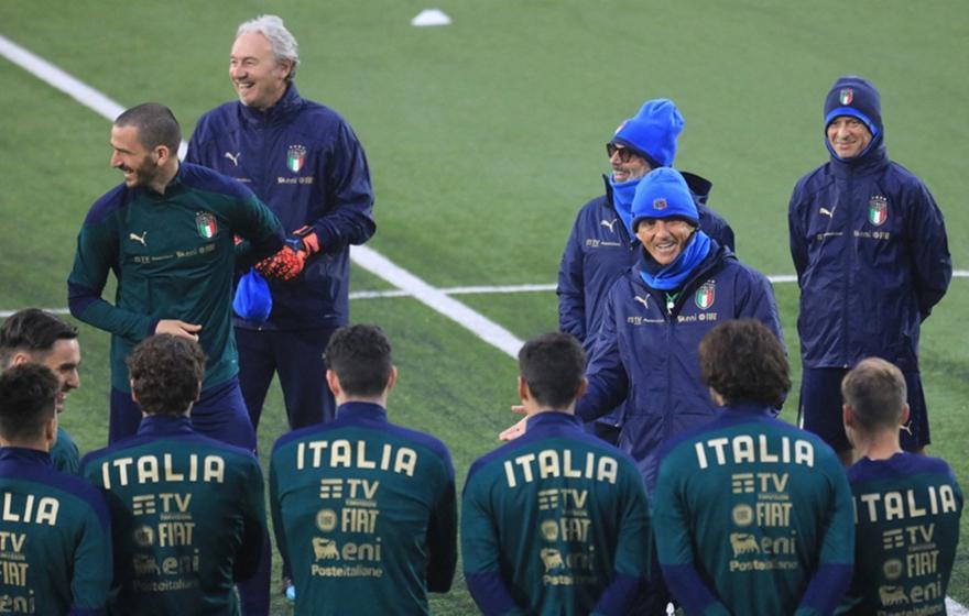 Eθνική Ιταλίας: Εμβολιάστηκαν οι παίκτες ενόψει Euro