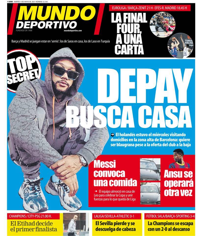 Ντεπάι: Ψάχνει σπίτι στη Βαρκελώνη