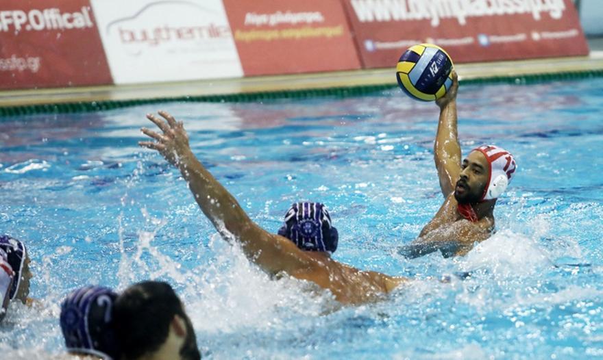 Ολυμπιακός-Απόλλων Σμύρνης 12-11
