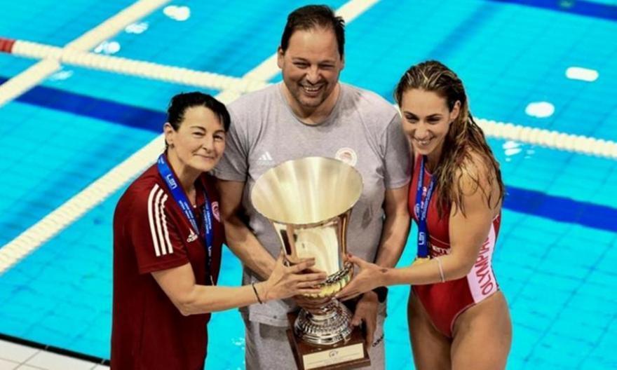 Παυλίδης-Αβραμίδου στον bwinΣΠΟΡ FM: «Ο Ολυμπιακός έχει λαμπρό μέλλον»