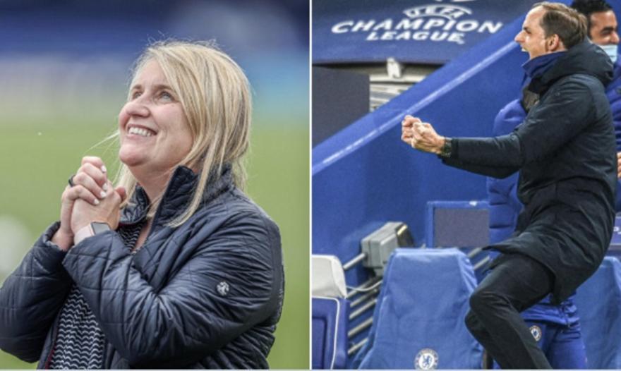 Τσέλσι: Τελικός Champions League σε άντρες και γυναίκες!