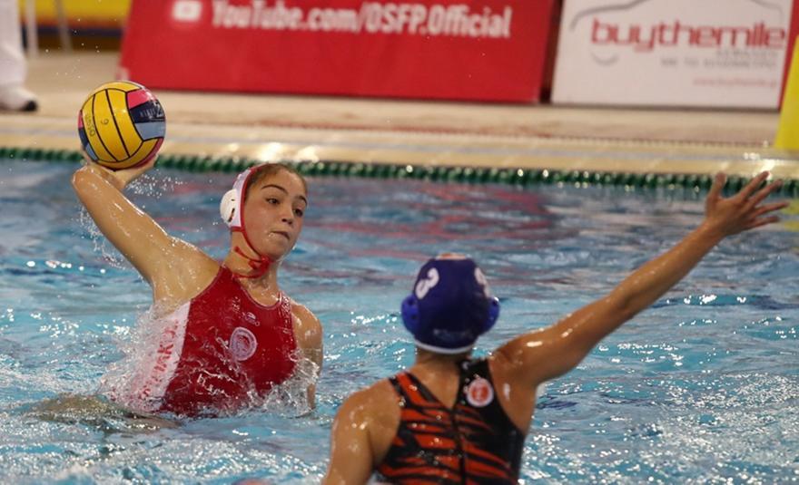 Ολυμπιακός-Λάρισα: 23-9