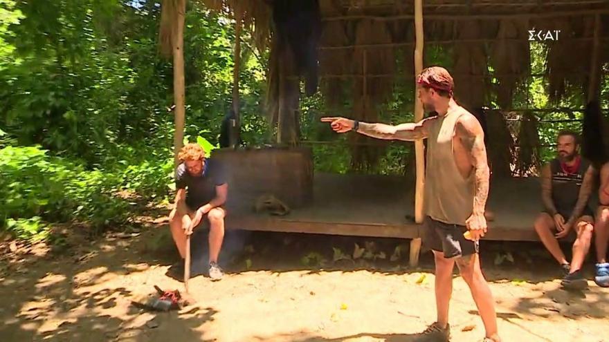 Survivor: Στο στόχαστρο πάλι ο Τζέιμς