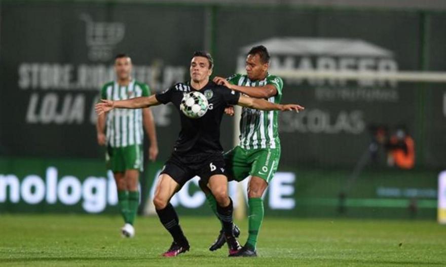 Ρίο Αβε-Σπόρτινγκ Λισαβόνας 0-2