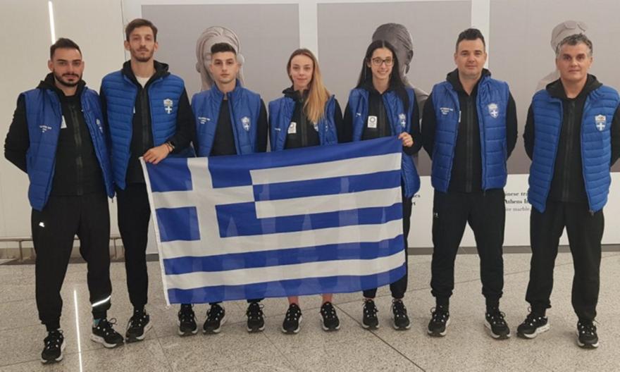 Στη Βουλγαρία για το Ευρωπαϊκό η Προολυμπιακή ταεκβοντό