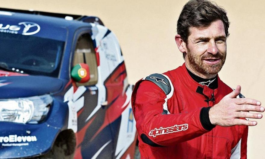 Oδηγός στο WRC3 ο Αντρέ Βίλας Μπόας