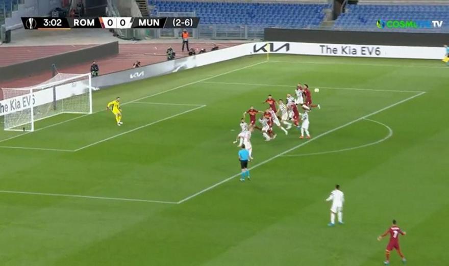 Ρόμα-Μάντσεστερ Γιουνάιτεντ: Τα highlights του ματς
