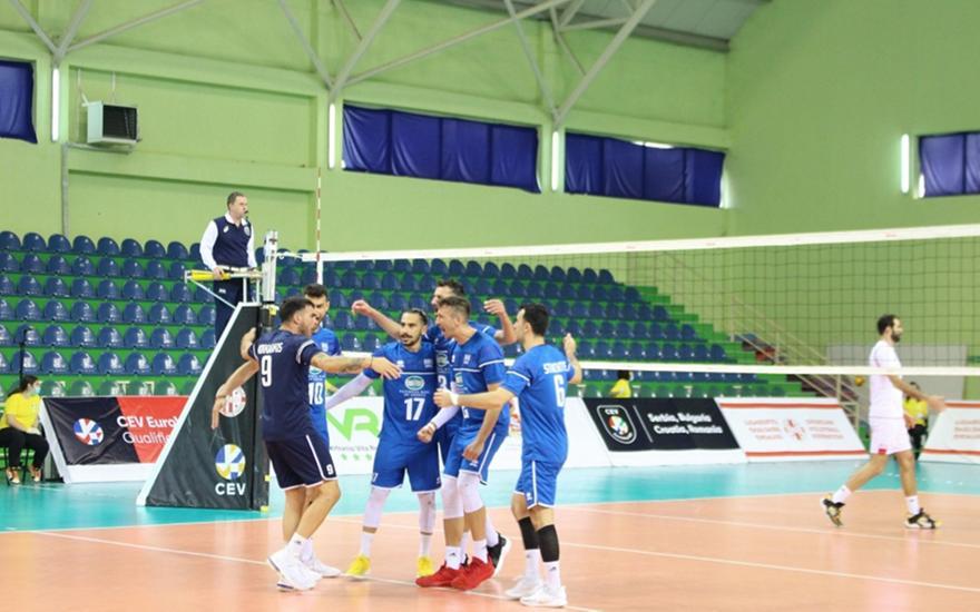 Ελλάδα-Μαυροβούνιο 3-2