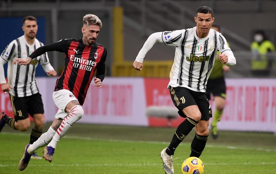 Serie A-35η αγωνιστική: Ντέρμπι Γιουβέντους-Μίλαν