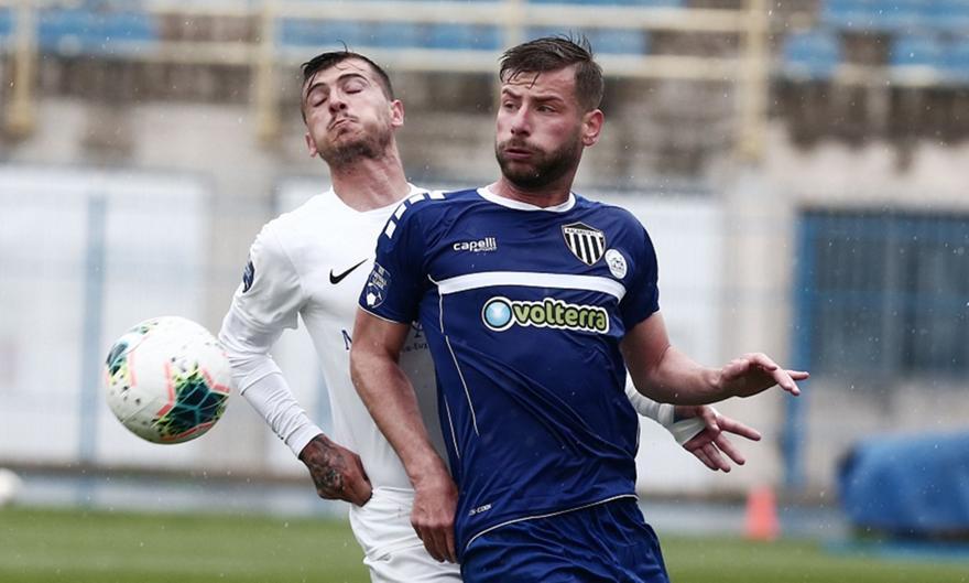 Football League: Καλαμάτα-Σαντορίνη 1-0