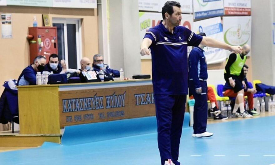 Ανδρεόπουλος: «Χρειάζεται υπομονή για την πρόκριση»