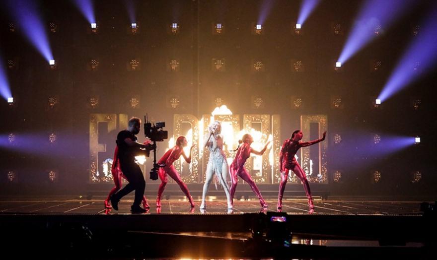 Eurovision 2021: Η πρώτη πρόβα της Κύπρου