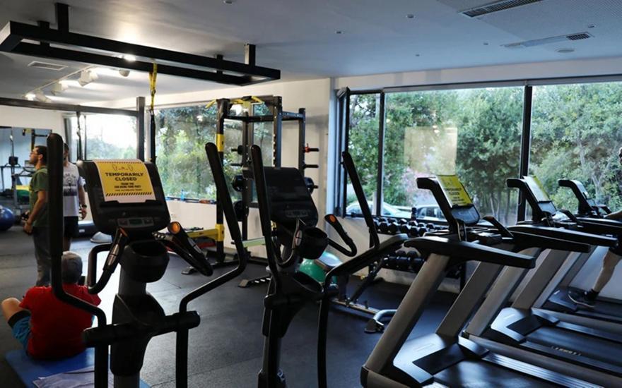 Γεωργιάδης: Ανοίγουν μέσα Μαΐου τα γυμναστήρια