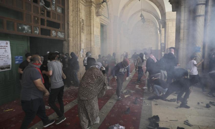 Ιερουσαλήμ: Νέες συγκρούσεις