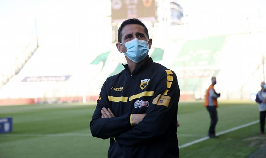 Χιμένεθ: Η φετινή σεζόν το μεγαλύτερο κατόρθωμα με την ΑΕΚ