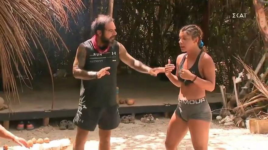 Survivor: Η Μαριαλένα φόρεσε το εσώρουχο του Σάκη