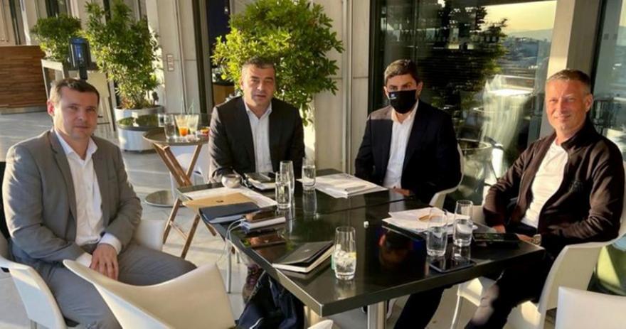 UEFA: Συνάντηση με Αυγενάκη, την Πέμπτη με Ζαγοράκη