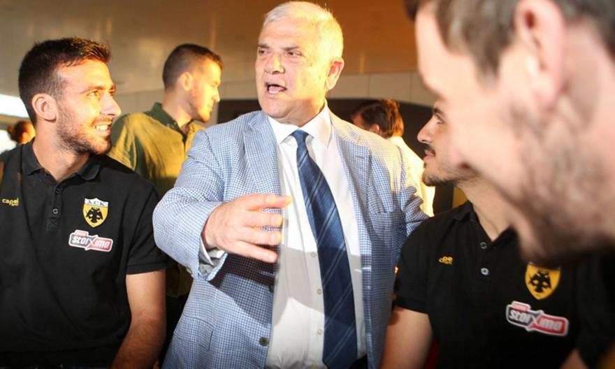 Κετσετζόγλου: Πρέπει να ξεκολλήσει στο θέμα προπονητή η ΑΕΚ