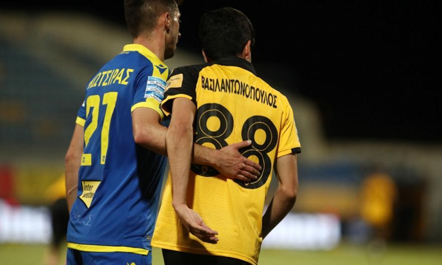 Αστέρας Τρίπολης-ΑΕΚ: Τα στιγμιότυπα του αγώνα