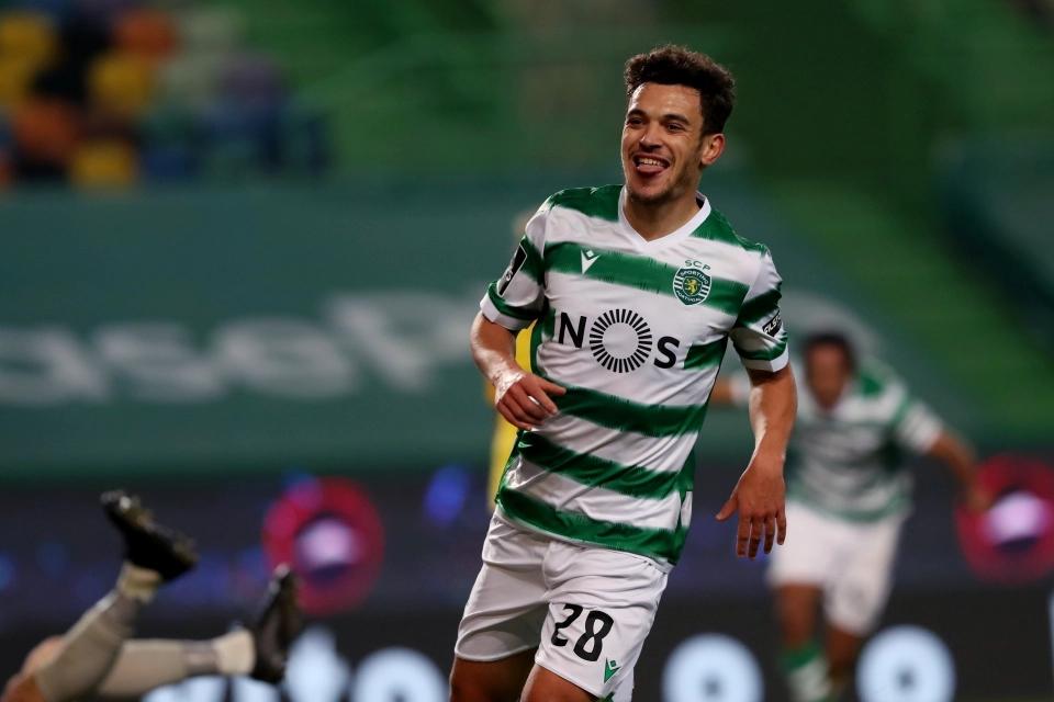 Σπόρτινγκ Λισαβόνας: The Lion King!