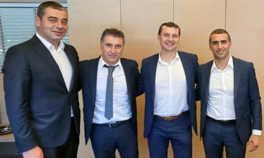 ΕΠΟ: Συνάντηση Ζαγοράκη με αντιπροσωπεία της UEFA