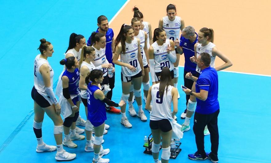 Εθνική Γυναικών: Αποσύρθηκε η Νορβηγία και 3-0 η Ελλάδα