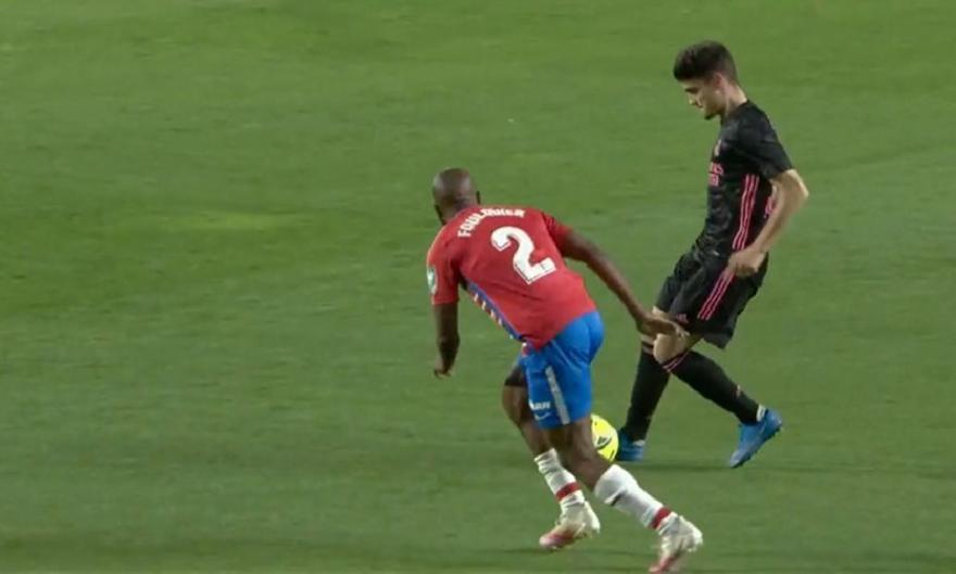 Γρανάδα-Ρεάλ: Τρομερή ασίστ Γκουτιέρεθ, 0-1 με Μόντριτς