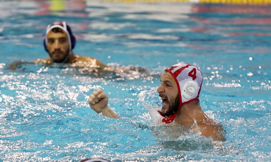 Ολυμπιακός-Βουλιαγμένη: 11-9