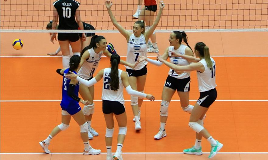 Εθνική Γυναικών: Προκρίθηκε στο Ευρωπαϊκό Πρωτάθλημα!
