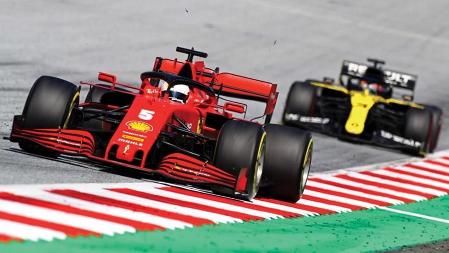 F1: Δεν θα γίνει το Grand Prix της Τουρκίας