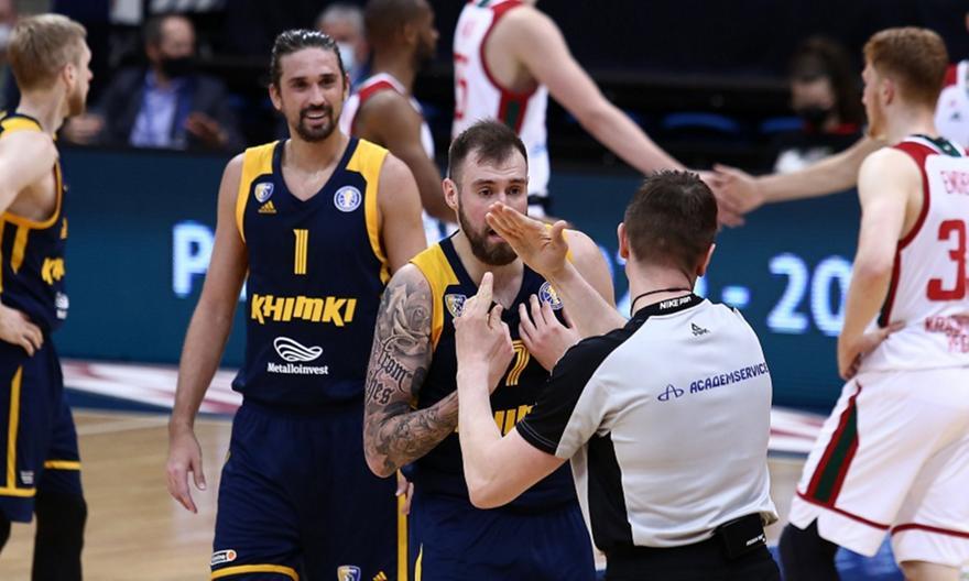Χίμκι: Μπορεί να αποχωρήσει του χρόνου από τη VTB League