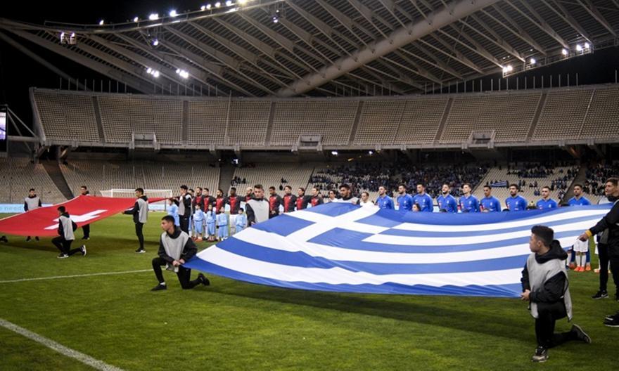 Ελλάδα-Σουηδία: Στο ΟΑΚΑ το παιχνίδι στις 8 Σεπτεμβρίου