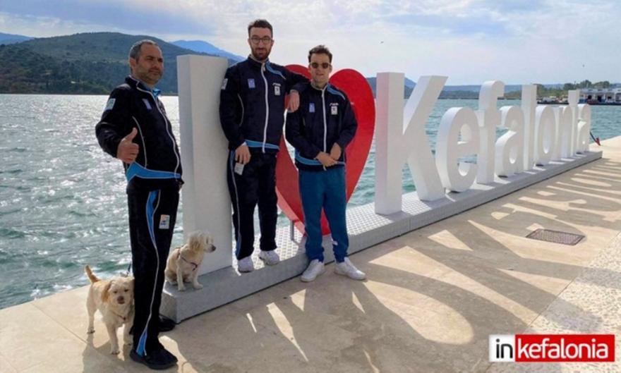 Η αποστολή για το Προπαραολυμπιακό τουρνουά πινγκ πονγκ