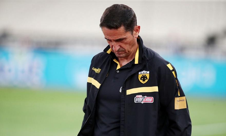 ΑΕΚ: Από Δευτέρα του προπονητή
