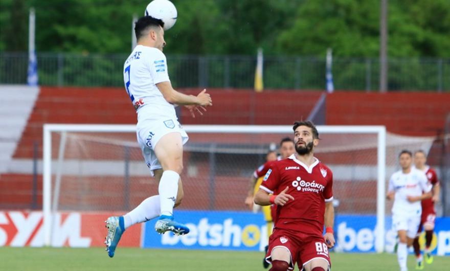 AΕΛ-ΠΑΣ Γιάννινα 2-0
