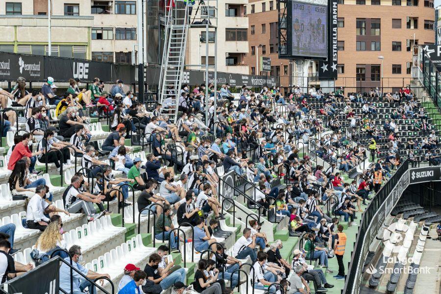 Ισπανία: Επέστρεψαν οι φίλαθλοι στις εξέδρες