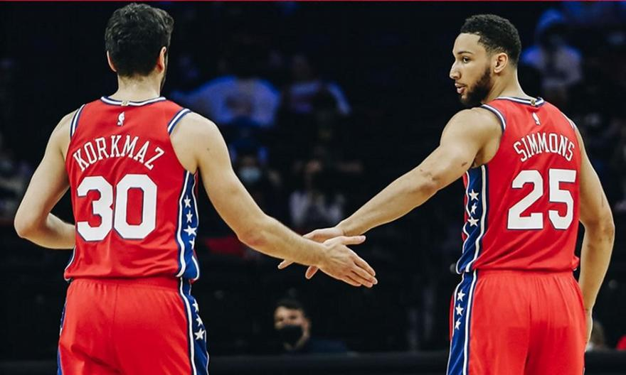 NBA: «Κλείδωσαν» πρωτιά οι Σίξερς, έμπλεξαν οι Κλίπερς