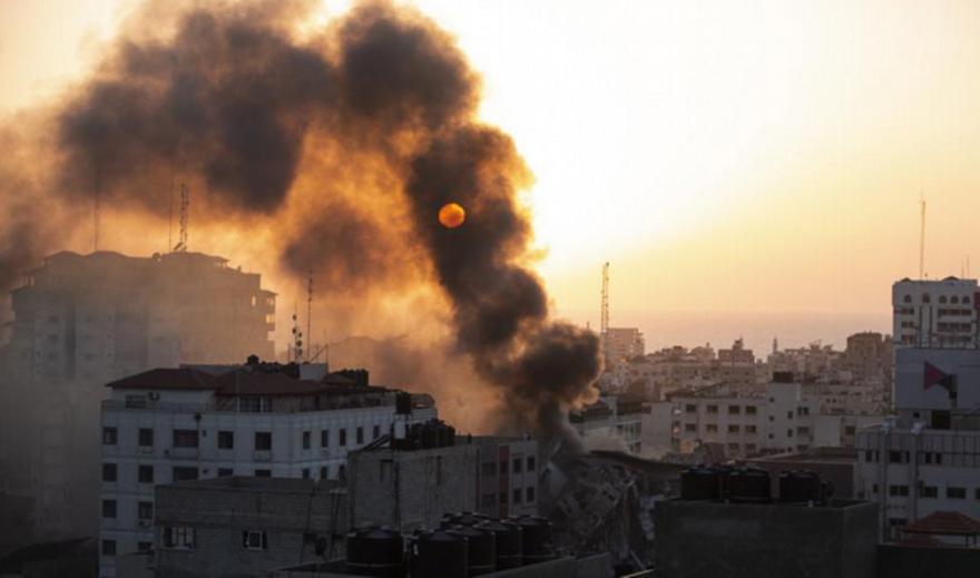 Μεσανατολικό: 5η νύκτα βομβαρδισμών της Λωρίδας της Γάζας