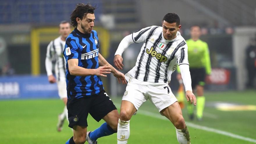 Serie A-37η αγωνιστική: Ντέρμπι Γιουβέντους-Ίντερ