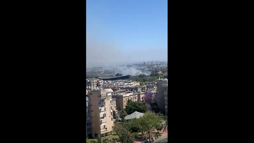 Χολόν: Έπεσε ρουκέτα δίπλα από το γήπεδό της (video)