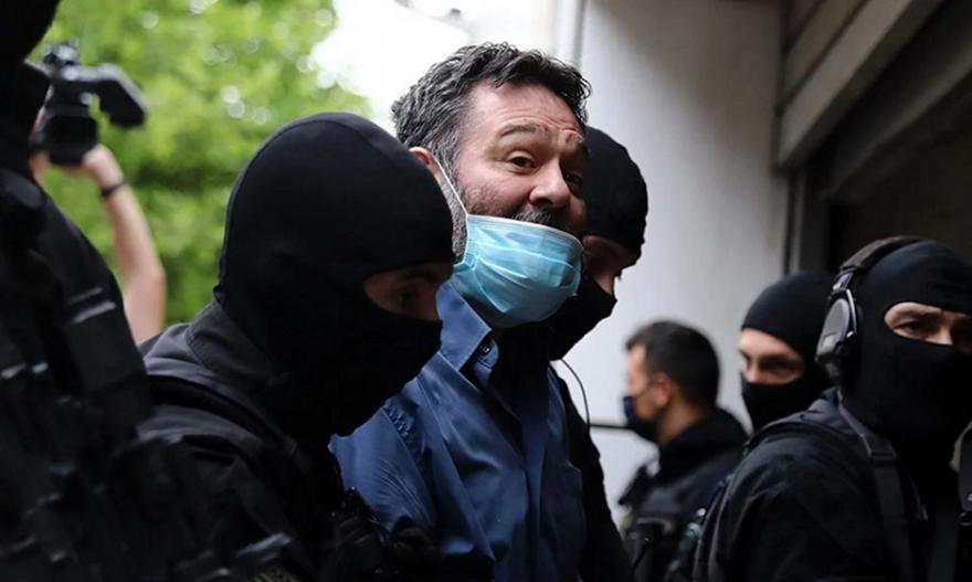 Λαγός: Στην Ελλάδα για να εκτίσει την ποινή του
