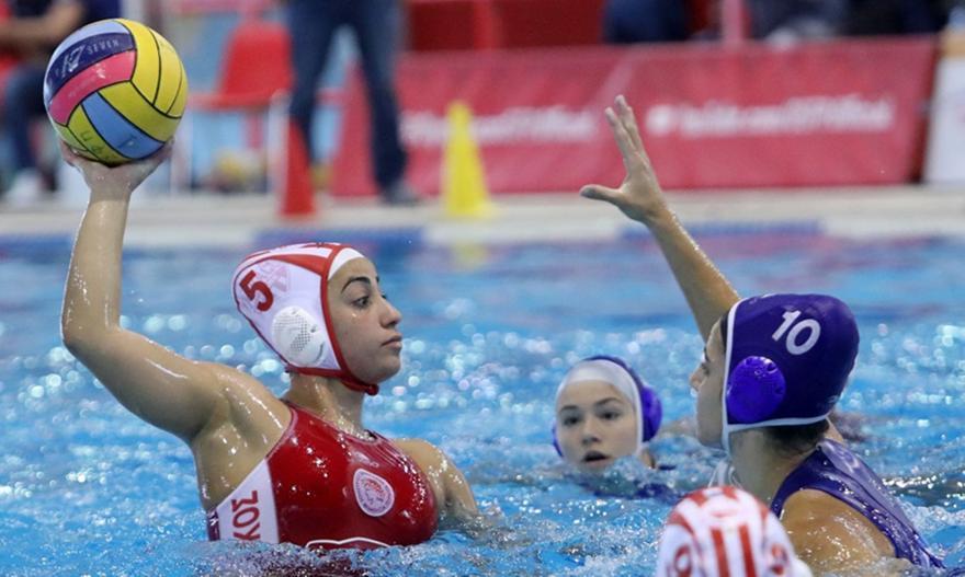 Ολυμπιακός-Γλυφάδα 19-6