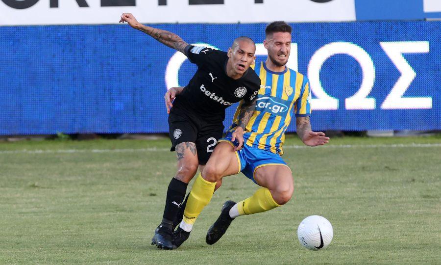 ΟΦΗ-Παναιτωλικός: 1-0
